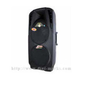 Портативный диктор USB/SD, Bluetooth, FM, MP3 индикация, дистанционное управление, напечатанная коробка подарка, 1 входной сигнал гитары