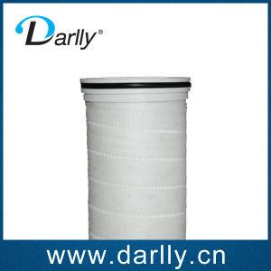 Filtragem da água a Alta Vazão do cartucho do filtro de pregas de PP