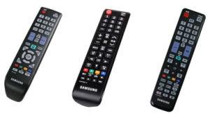 Sumsung를 위한 보편적인 LED 텔레비젼 Remote Control