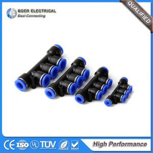 Válvula neumática, Adaptador de conector rápido tratamiento de agua
