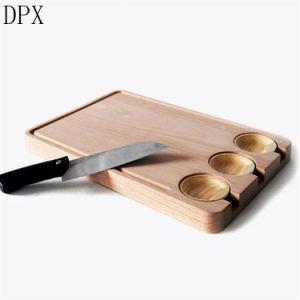 Cocina Kitchenare Untensils Herramienta de Cocina tabla de cortar madera decorativa personalizada con la muesca