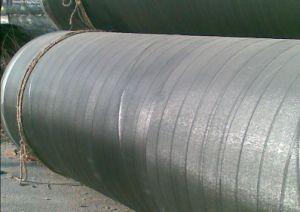Anticorrosion de Binnen Butyl Band van de Omslag van de Pijp, de Ondergrondse Anticorrosion Band die van de Omslag van de Pijp, Polyethyleen Zelfklevende PE van de Buis Band verpakken