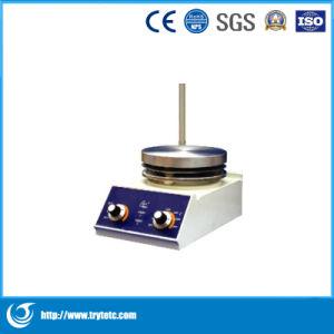 Agitador magnético con placa de agitador magnético Stirrer-Magnetic Heating-Hot