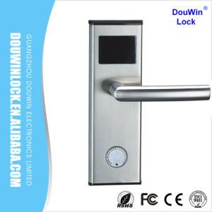 Fechadura da porta do Hotel Eléctrico programáveis com o cartão e a chave