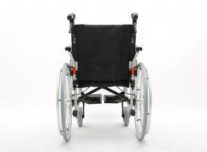 アルミ合金、ドラム・ブレーキ、軽量の車椅子(AL-001J)