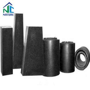 Pour l'acier au carbone de magnésie brique réfractaire faire louche, brique, de la brique d'incendie