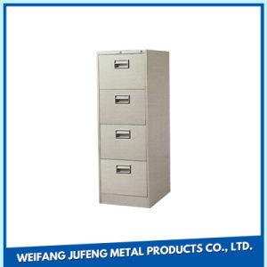Metal Branco 4 Gaveta Com Chave File Cabinet Venda A Quente De Aco