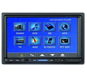 차 DVD 플레이어 (KVA-268)