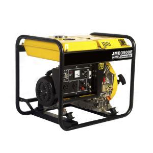 3.2kVA Portable Diesel Generator--風の冷却
