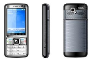Dual Bluetooth Phone (T628)