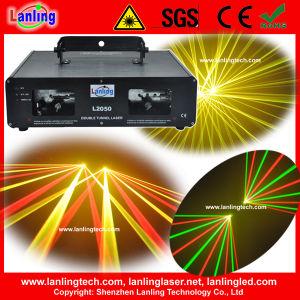 Cheap Double Head Laser Light Show Equipment