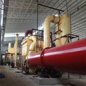 Biomassa Wood Sawdust Drum Rotary Dryer (CE approvato)