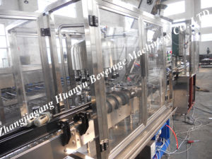 Non-Aerated飲料シリーズびんの満ちる生産ライン