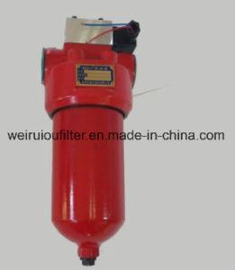 Filter Qu-H100*10 van de Zuiveringsinstallatie van de Olie van de hoge druk de Professionele