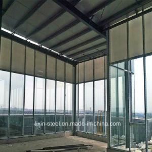 Vorfabriziertes Haus-Kleber-Vorstand-Panel-Stahlgebäude-Stahlkonstruktion