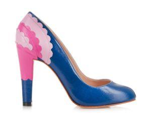 Elegante señaló sexy sexy de los dedos de la moda de las bombas de Tacón Zapatos de Vestir chicas