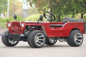 150cc Adulto Mini Willys ATV via