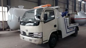 Dongfengのレッカー車のDongfengの回復トラックのDongfeng 4X2のレッカー車