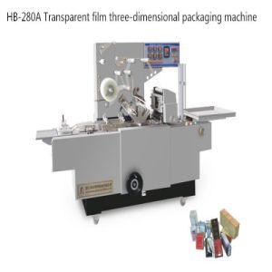 Automatische Hochgeschwindigkeitsfilm-Schrumpfverpackung-Maschine