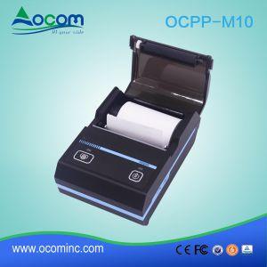 (OCPP-M10) mini Bluetooth stampante termica portatile senza fili di 58mm