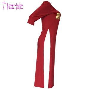 Carta de Boss Split-Knit Bodycon Dress