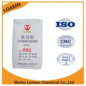 Het Rutiel van het Dioxyde van het Titanium van de hoge Zuiverheid 98%Min/Rutile TiO2 98%Min