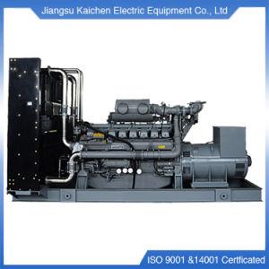 Diesel die van het Type van aanhangwagen Generator door Perkins Engine wordt aangedreven