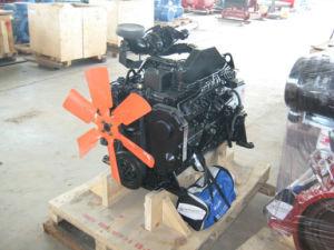 123kw de Dieselmotor 6BTA5.9-c van de Bouw van de Waterkoeling Cummins