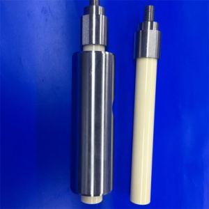 Resistente ao Desgaste Zircónia refratário de cerâmica técnica do cilindro do pistão em cerâmica