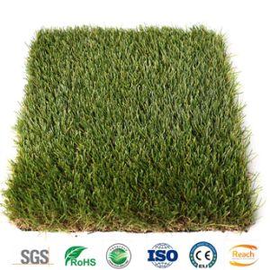 Qualitäts-immergrünes Wohnfreizeit-Chemiefasergewebe-Gras
