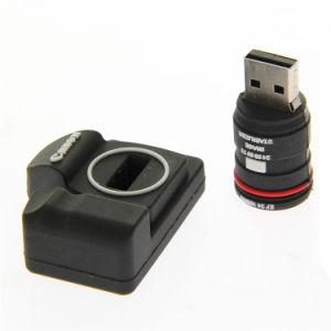 Forma de pistola de PVC controlador USB de regalo de promoción