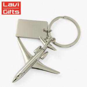 편평한 열쇠 고리 제조자 주문 항공기 Keychain 비행기, 금속 공기 비행기 열쇠 고리