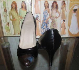 La moda señaló la convergencia de Tacón Zapatos de Vestir