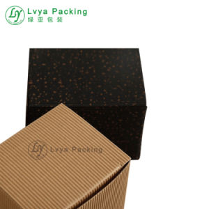 Casella di carta impaccante stampata su ordinazione poco costosa all'ingrosso di colore completo