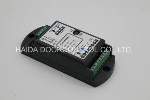 Portello scorrevole automatico di Single&Double di alta qualità con telecomando
