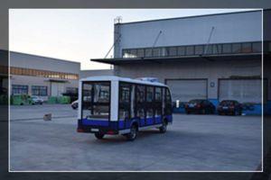 Novo Medel Electric 14 lugares para o turista de autocarros de turismo