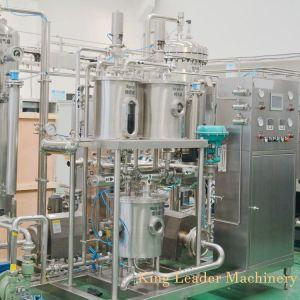 5t de boissons pour mélangeur de boisson gazeuse de ligne de production