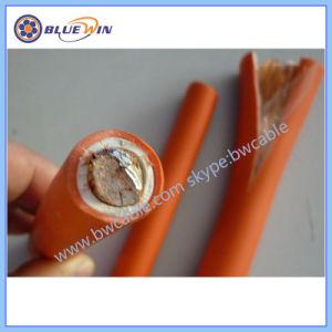 Пвх изоляцией гибкий кабель сварки 25мм2 35мм2 70мм2 электрический кабель питания для сварщика