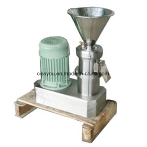 Beurre de sésame de décisions d'amande d'arachide Machine à meuler de meulage