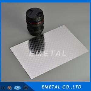 Strato dell'acciaio inossidabile 304 con superficie impressa