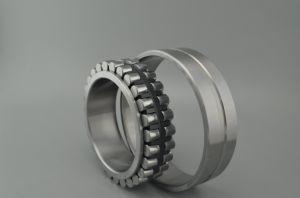 Un buen rendimiento Zys rodamiento de rodillos cilíndricos con anillo interior