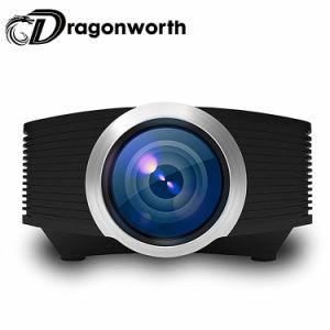 Kino-Miniprojektor des Heimkino-Yg500 beweglicher des Projektor-800X480 1200lms 1080P Pocket Projektor-Minidigital-LED 3D
