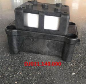 Воздушный клапан в сборе в пластиковых DJ031.140.000 используется для Диафрагменный насос
