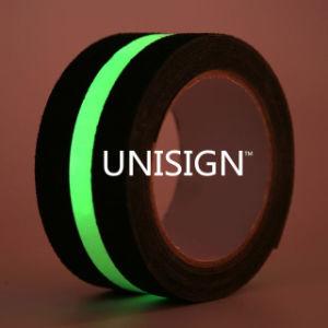 写真のLuminscentの暗いテープまたはビニールの高品質の白熱