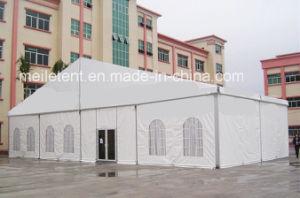 Carpa exterior de PVC de gran parte de África de eventos tienda de Bodas