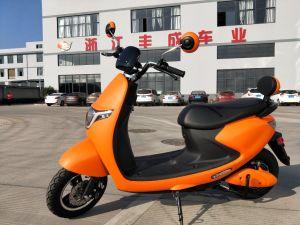 Venta caliente China estilo potente de 1000W 72V 20Ah Scooter eléctrico de motor sin escobillas