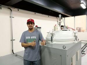 3000° Cの実験室の黒鉛化の炉