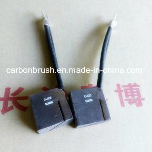 Escovas de carbono de cobre de alta, Peças de Motor Industrial C40Z3
