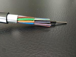 De Openlucht Optische Kabel van uitstekende kwaliteit van de Vezel van 2 - 288 Kernen