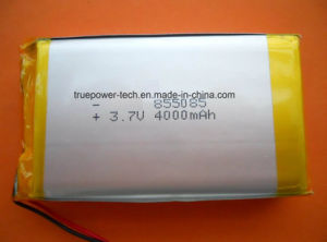 세륨 증명서를 가진 산소 펌프를 위한 Li 중합체 건전지 4000mAh